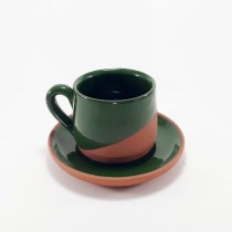 Kupa Bardak Yeşil
